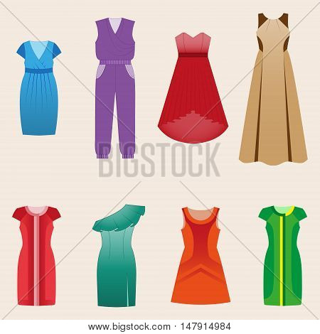 Women Different Purposes Elegant Garments