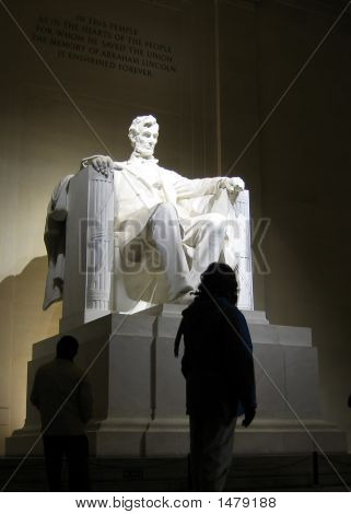 Estatua de Lincoln