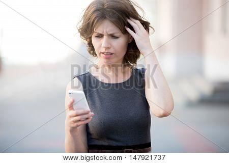 Unpleasant Phone Call