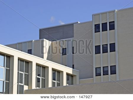 Hospital Building 2