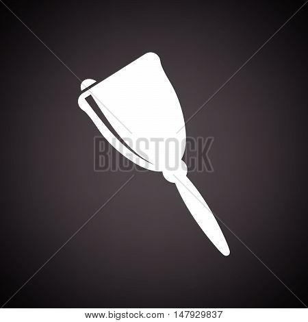 School Hand Bell Icon