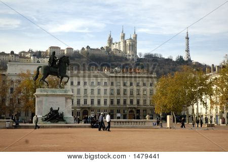 Bellecour Square