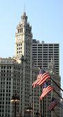 American Buildings poster