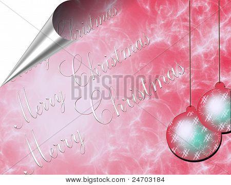 Christmas card ,  Festivity