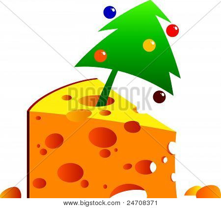 cheese with fir