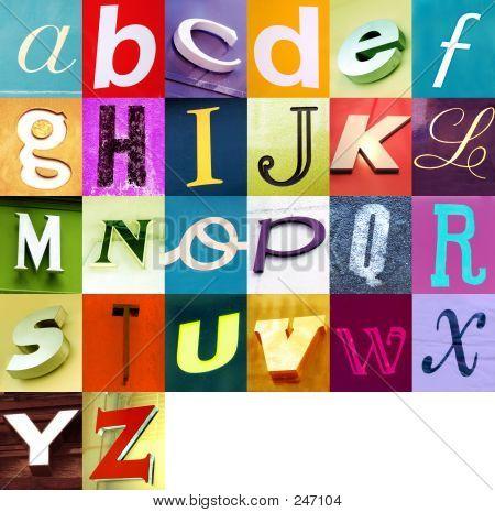 Urban Alphabet 2