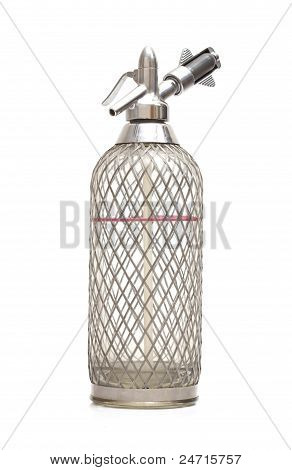 Old Siphon Bottle