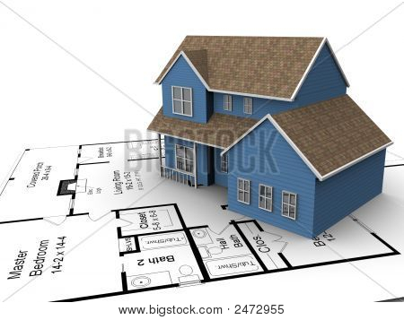 More New House Plans