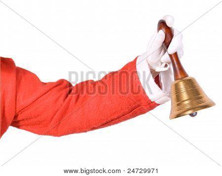 Hand with handbell