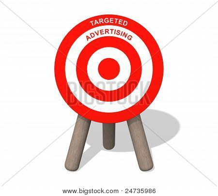 Targeted Advertising Board