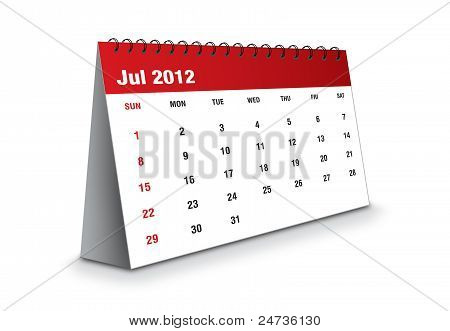 Juli 2012 - der Kalender-Serie