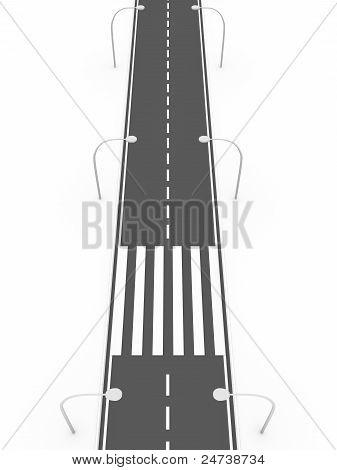 Pedestrian Pass