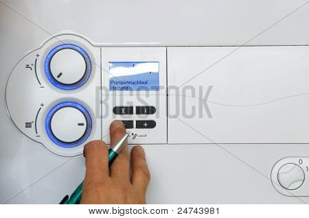 Plumber Thermostat