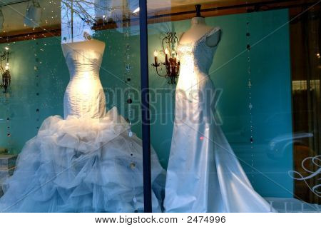 Ladies Gowns