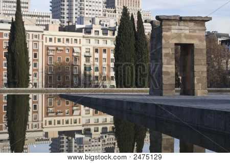 Madrid Reflections