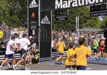 Kids Marathon Run Race