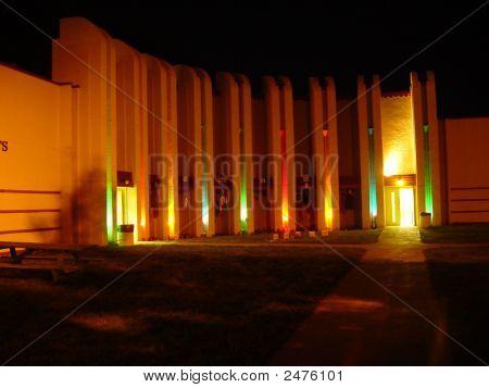 Night Fair Building