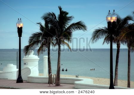 Ft. Lauderdale Beach Walk