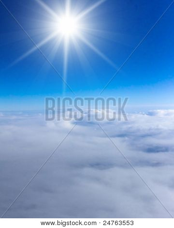 Shining Light clean Skyscape