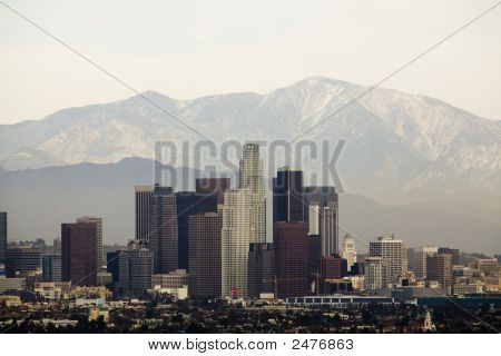 Los Angeles Skyline 2