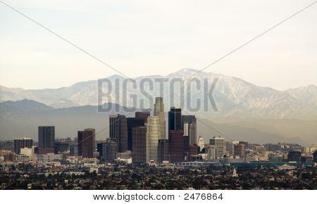 Los Angeles Skyline 1