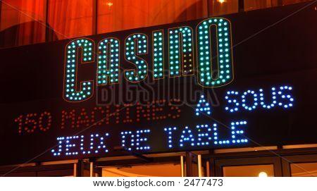France, Nice: Casino