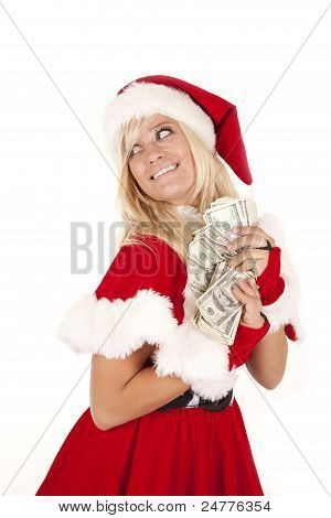 Mrs Santa Money Hide