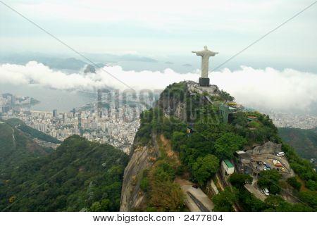 Christ Redeemer - Rio De Janeiro