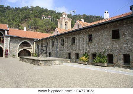 Kykkos Monastery - Cyprus
