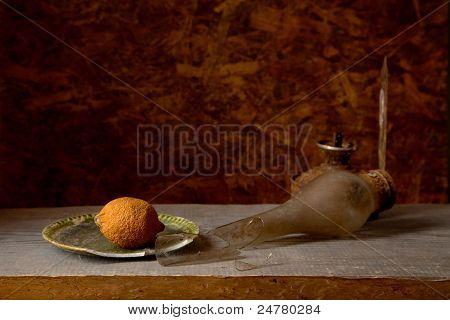 Still-life With Old Things