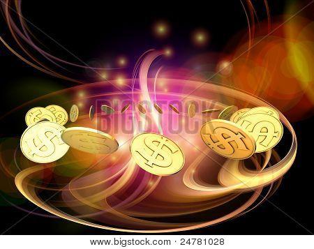 Redemoinho do dólar