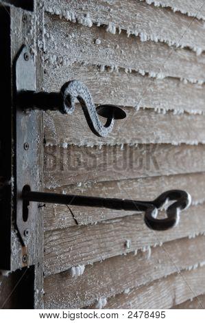 Door Handle With Key