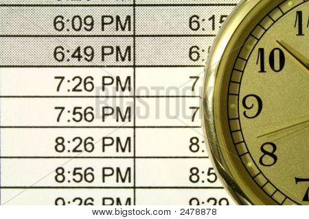 Clock And Schedule