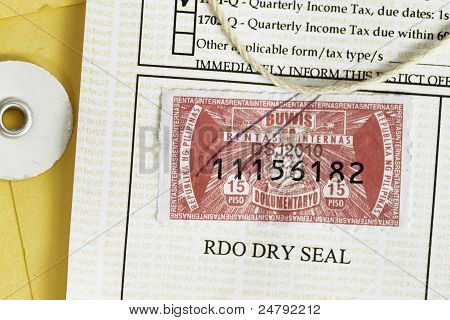 Documentary Tax Stamp