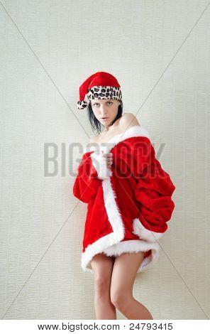 Santa feminino