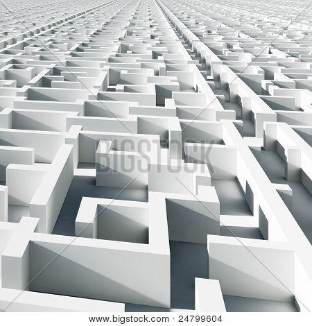 Infinity Maze