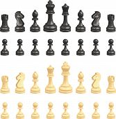 foto of chess pieces  -  - JPG