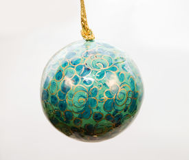 pic of christmas ornament  - vintage christmas tree decoration - JPG