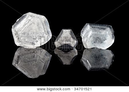 Home grown alum crystals, a science project and the easiest to grown minerals