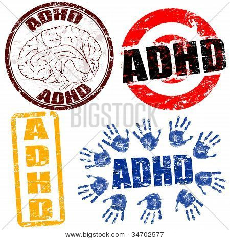 Adhd Stamps