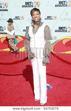 LOS ANGELES - JUN 28: MC Lite at the 2009 BET Awards held at the Shrine Auditorium in Los Angeles, California on June 28, 2009