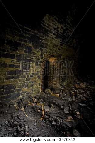 Dark Refuge Railway Tunnels