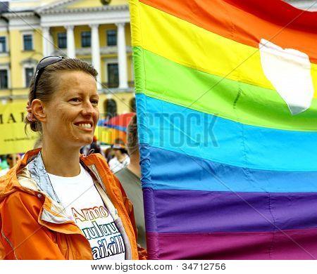 Helsinki Orgullo Gay Parade