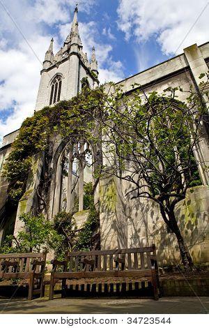St Dunstan im Osten Kirche In London