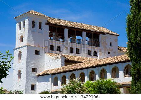 Generalife  palace, Spain