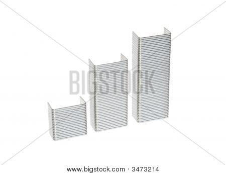 Paper-Fastener Buildings