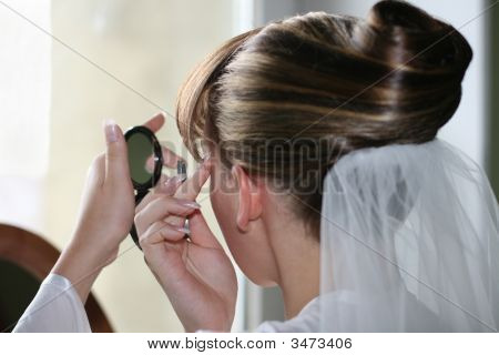 Make-Up Of The Bride