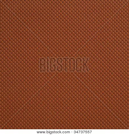 Orange Plastic Texture