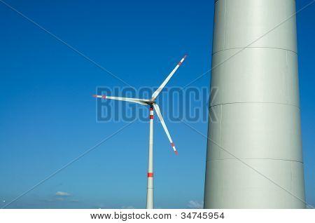 Generadores eólico