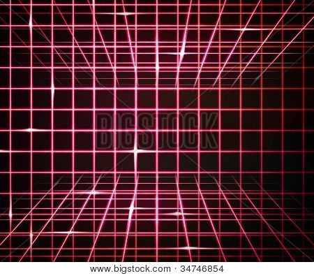 Red Laser Room